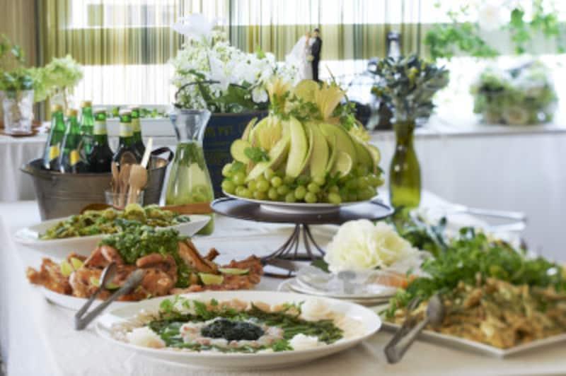 会費制のパーティは、ご祝儀制の結婚式とは相場もマナーも異なるので注意