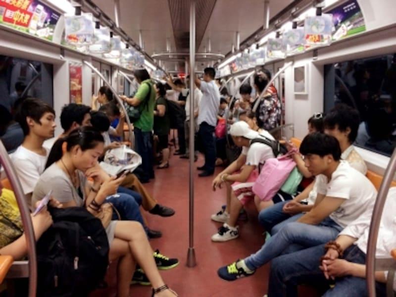 北京の市内交通「地下鉄」