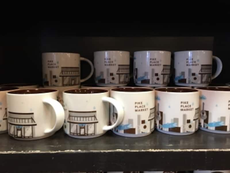 スターバックス1号店オリジナルマグカップ