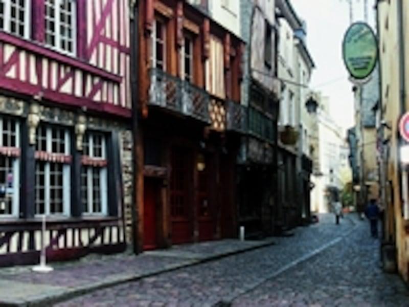 ブルターニュの玄関口レンヌ