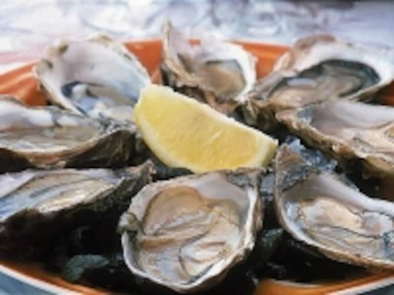 海の幸の中でもやはり牡蠣が新鮮で美味しい©SPIEGELHALTERErich/Crtb