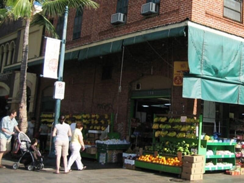 チャイナタウンは昼過ぎに店じまい。散策はランチを兼ねて昼前後がおススメ