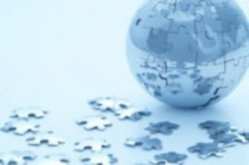 グローバル化が進む中、社会保障制度でもグローバル化が進められています