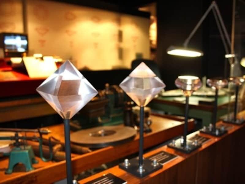 世界の7割以上のダイヤはアントワープを経由