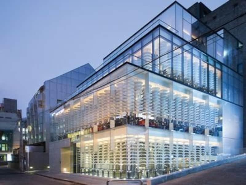 2009年ゴールデンスケールデザインアワードで特別賞を受賞した個性あふれる建物