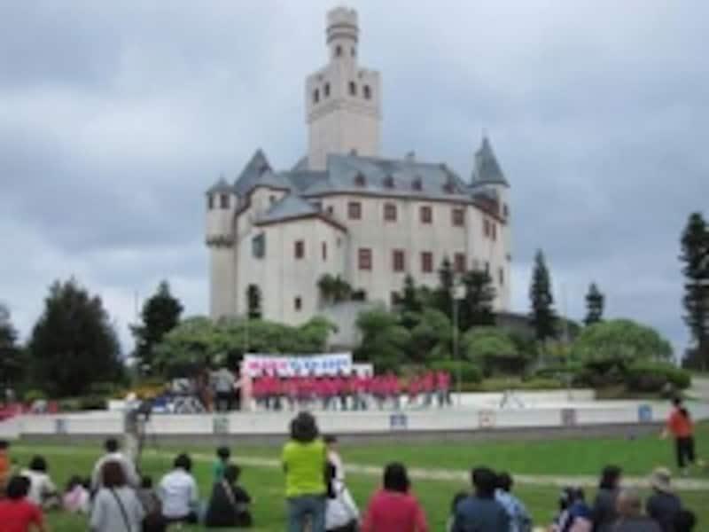 宮古島のテーマパークといえばドイツ村undefined写真提供:宮古島フィルムオフィス