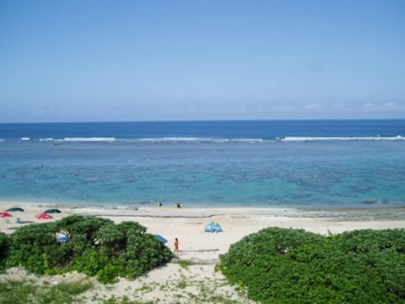 元気のいい珊瑚礁が楽しめる吉野海岸undefined写真提供:宮古島フィルムオフィス