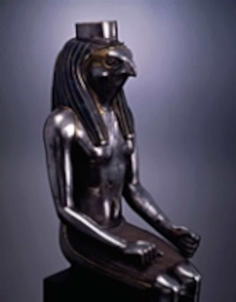 「隼頭神像』 BC1295?BC1213