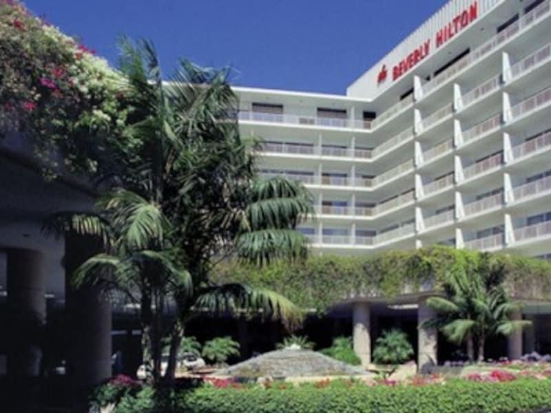 たくさんの有名人が泊ったホテルundefined(C)ビバリーヒルズヒルトン
