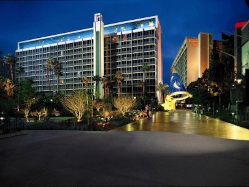 ディズニー直営のディズニーランドホテル