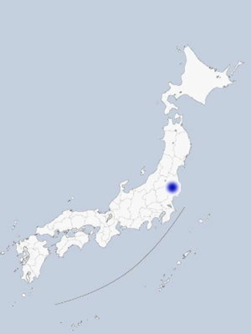 三春の地図
