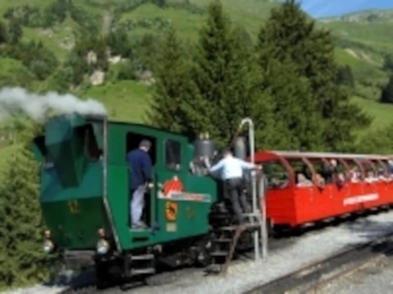 鉄道ファンならずとも、是非乗ってみたい