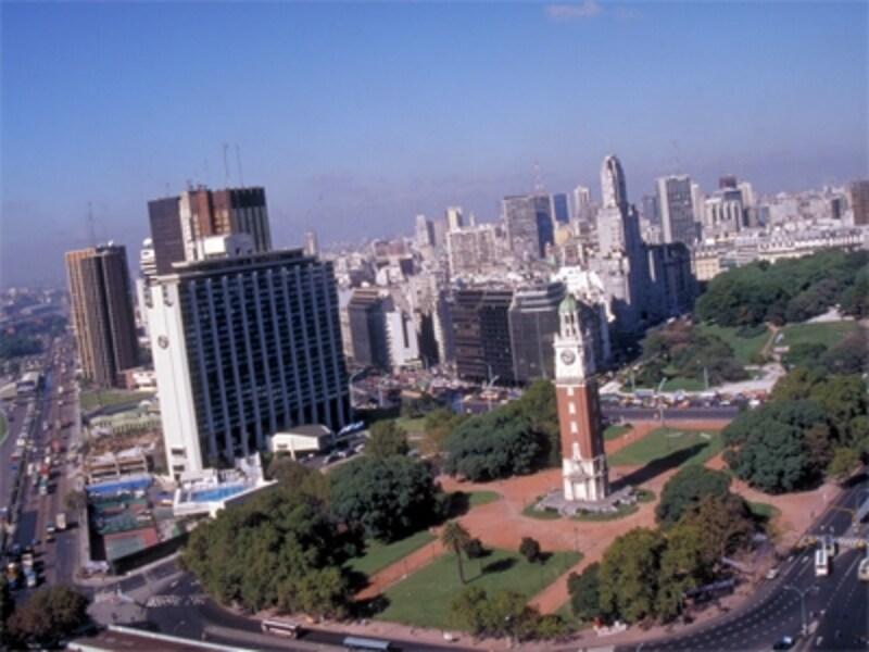 まずはブエノスアイレスの町を歩き回ってみよう。写真提供:アルゼンチン観光局