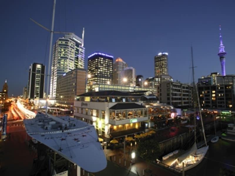 ニュージーランド最大の都市オークランド©オークランド観光局