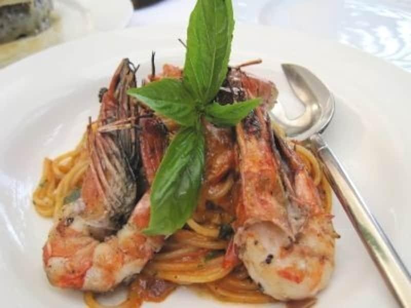 日本同様、イタリアンはタイでもタイ料理、中華料理に次いでメジャーな料理。味のレベルも高い