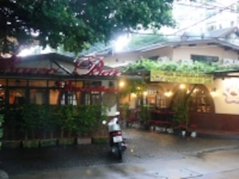 イタリア料理レストランが急増しているバンコク市内だが、ここの人気は衰えることがない