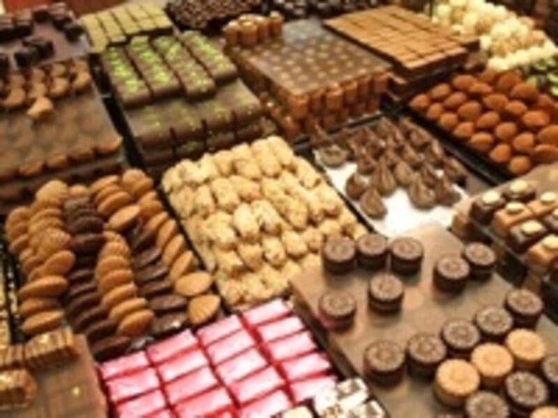 チョコの種類は無限大
