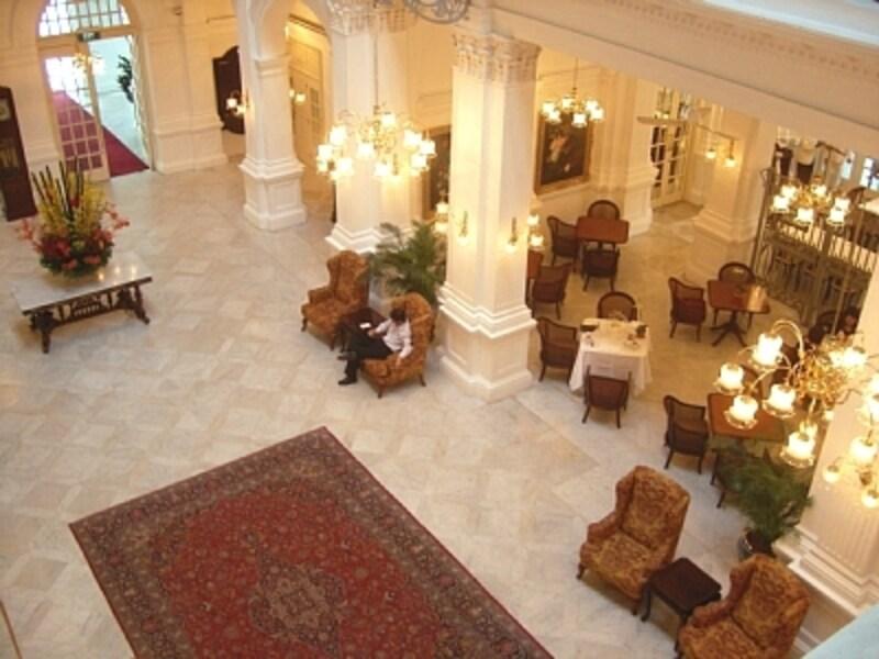 一度は滞在してみたい憧れのラッフルズホテル