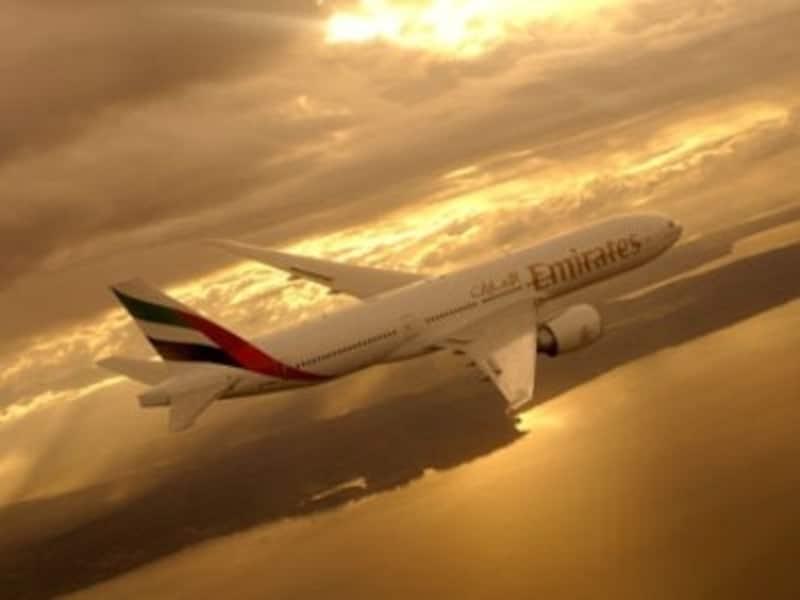 アラブ諸国と世界を結ぶエミレーツ航空 CopyrightOfEmiratesAirlines