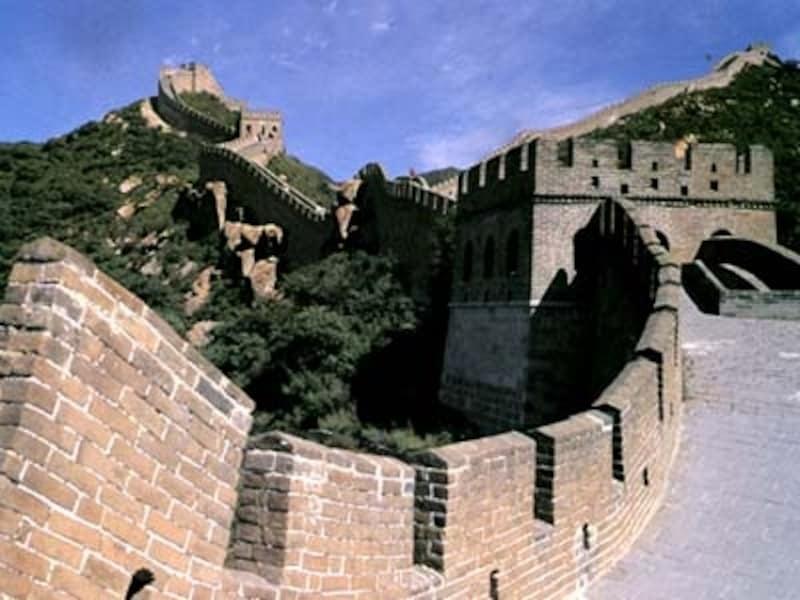 世界一大きな世界遺産・万里の長城「八達嶺」