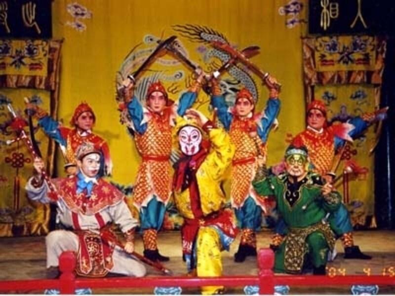 中国トップクラスの京劇が楽しめる湖広会館