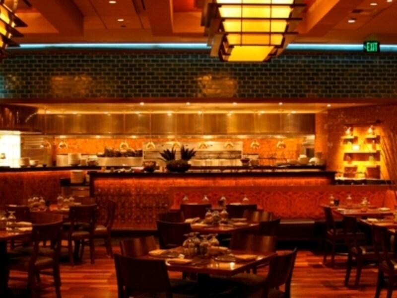 ラスベガスにはいろいろな国のレストランがたくさん!