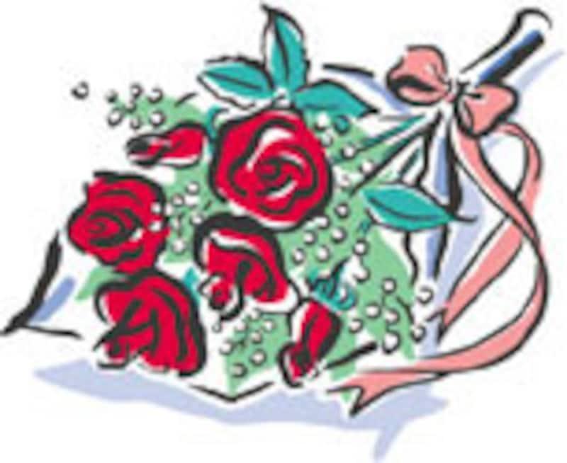 花の画像A