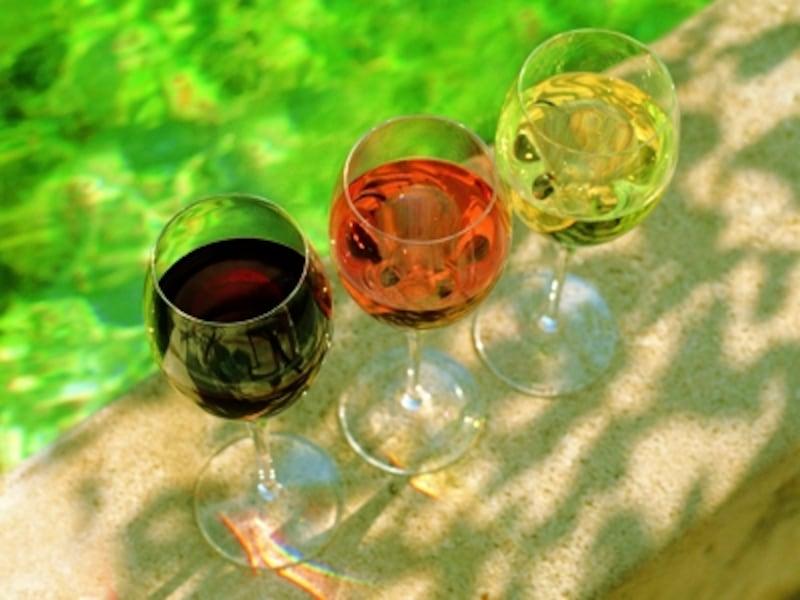 料理に合わせて選ぶとより美味しく味わえるのがワイン©CIVPandF.Millo