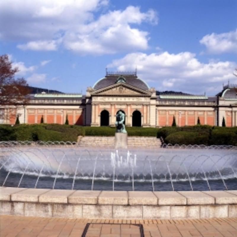 京都国立博物館undefined明治古都館(重要文化財)