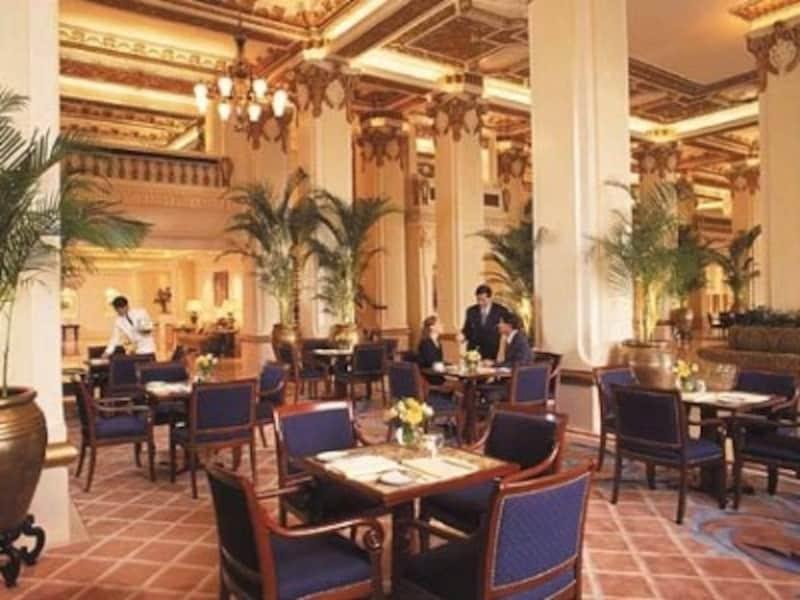 香港のホテルで味わうアフタヌーンティー