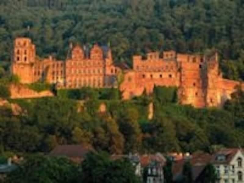 ドイツの名城のひとつハイデルベルク城©Cowin,Andrew