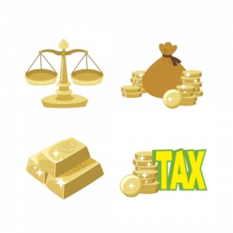 生命保険の保険料を払っていると節税になる。