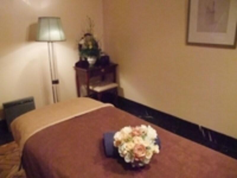 お部屋はすべて完全個室仕様。終始ゆったり過ごせることも魅力