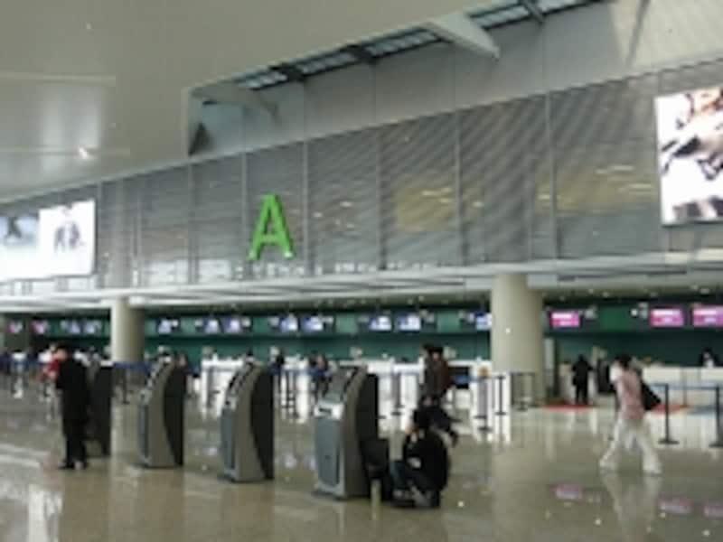 第二ターミナル内観