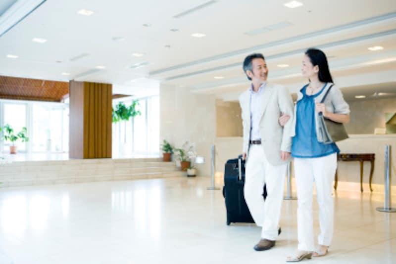 ホテルのチェックアウトを英語でしよう!お役立ち英会話例文