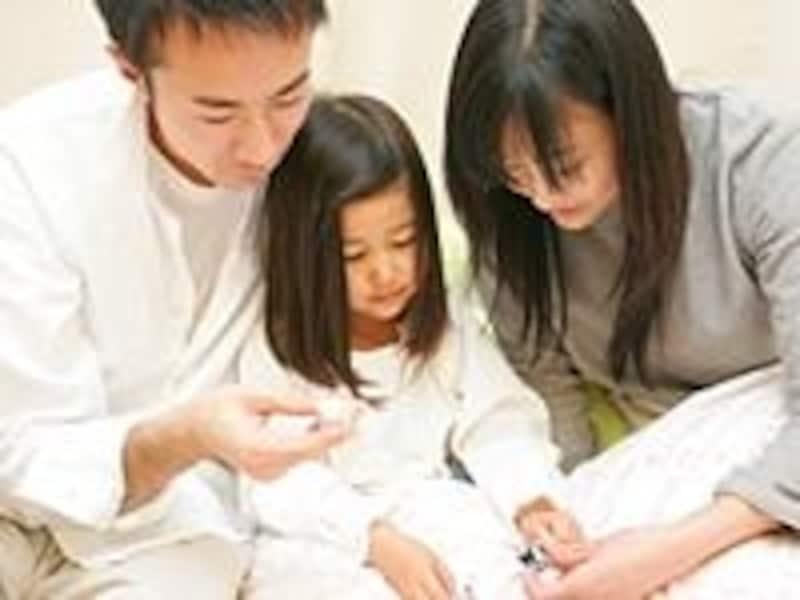 父親の育児休暇取得をバックアップする制度ができました!
