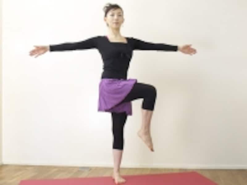 股関節の柔軟性を高めよう!