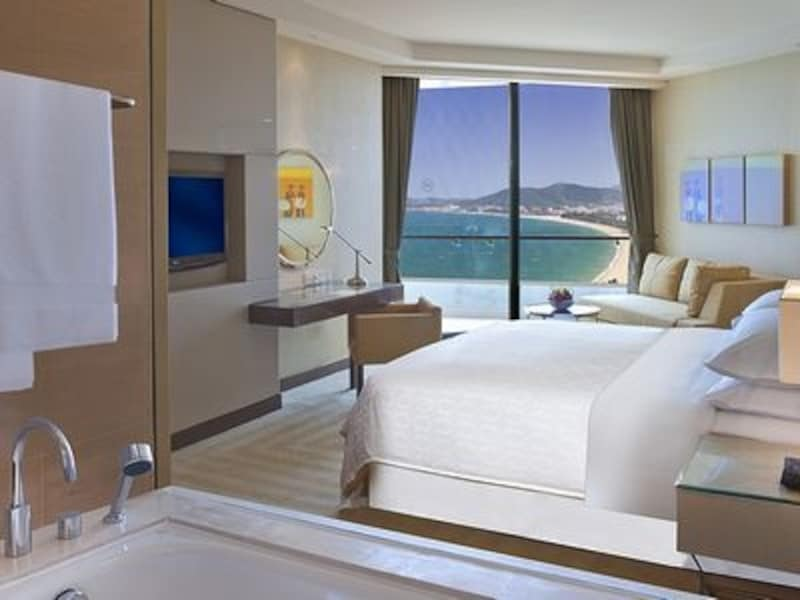シェラトン・ニャチャン・ホテル&スパの客室