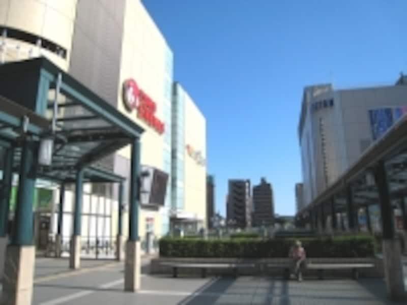 府中駅南口再開発エリア