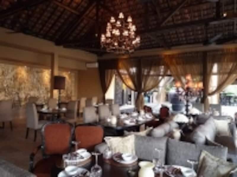 バリ島のレストラン2