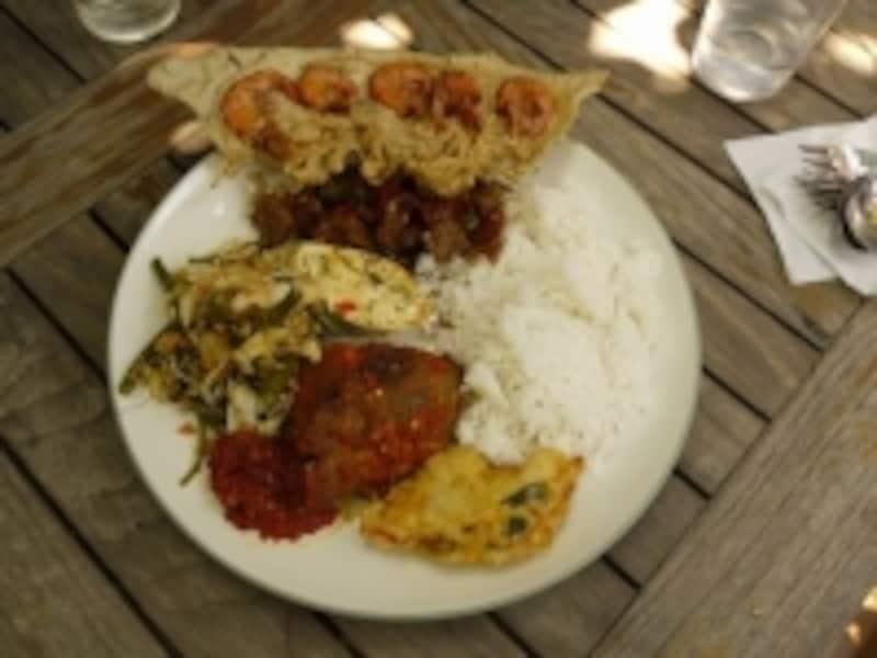 バリ島のレストラン5
