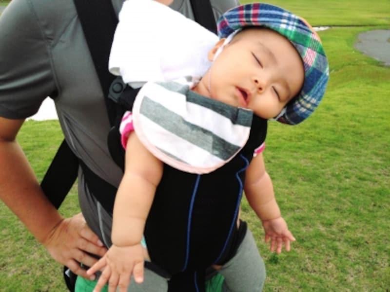 生後5か月の赤ちゃん