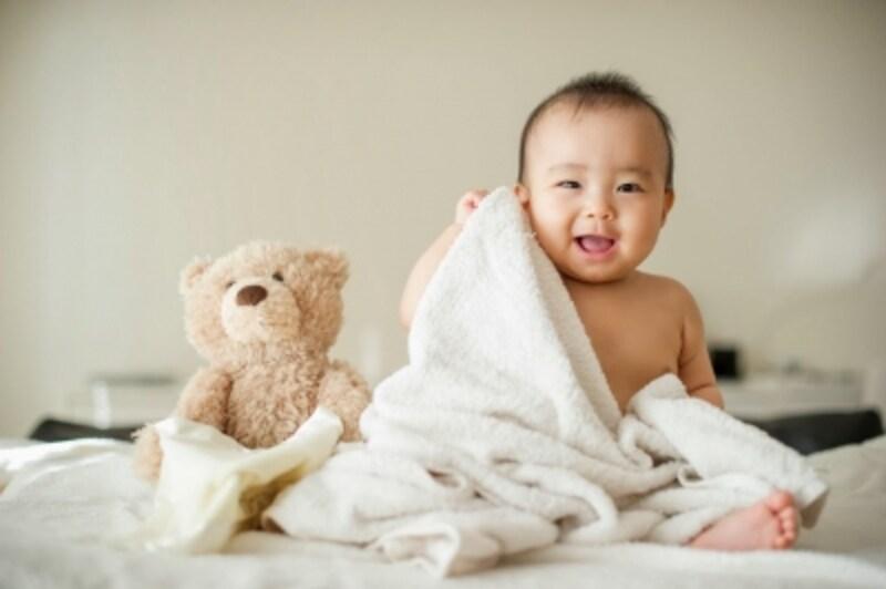 8ヶ月の赤ちゃんの成長は?