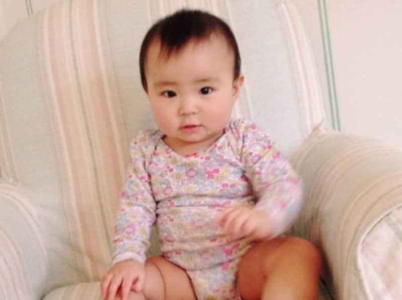 生後10か月の赤ちゃんの成長