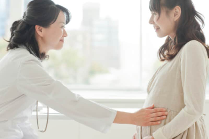 妊娠7ヶ月に入ると、妊婦検診の頻度は2週に1回のペースに