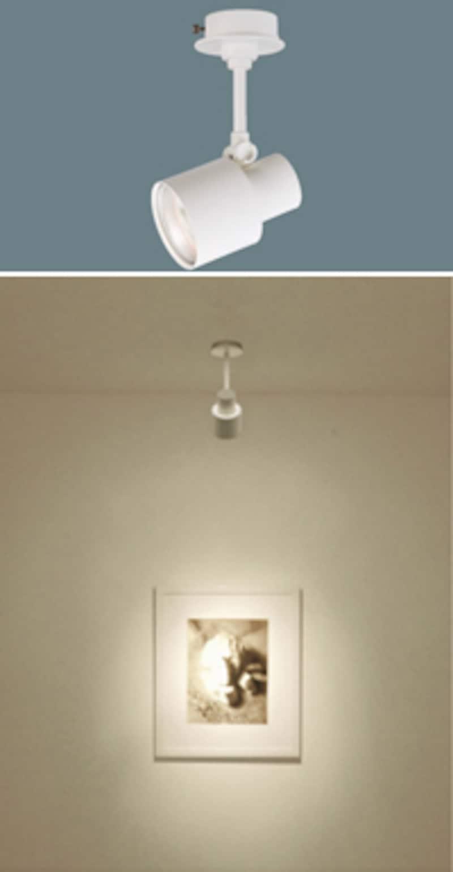 絵画の照明