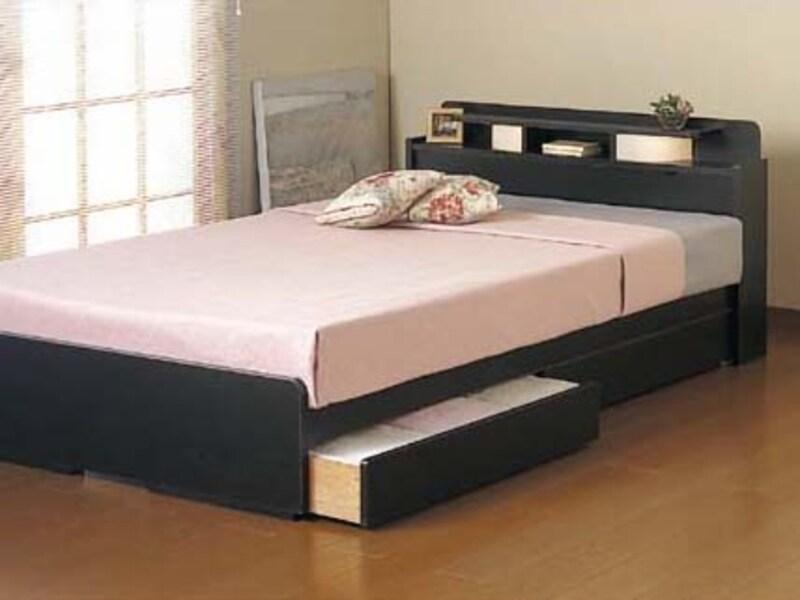 宮付きベッド