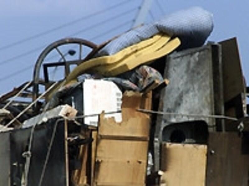 ゴミ屋敷の事例