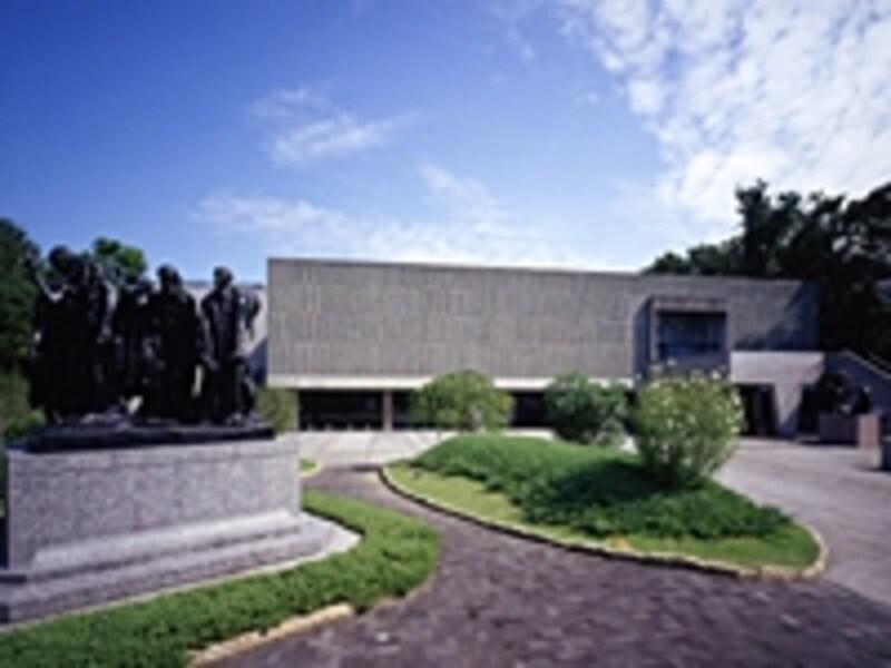 日本で唯一のル・コルビュジェ設計の建築物