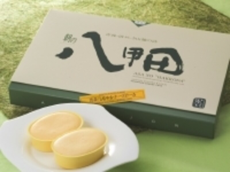 アルパジョンの「朝の八甲田」5個入り840円